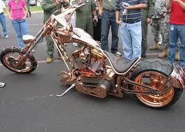 orange county choppers fire bike custom built chopper motorcycles