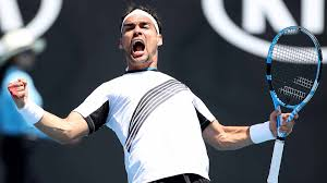 Australian Open | Fabio Fognini Withstands 35 Reilly Opelka ...