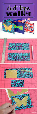 How to Make Duct Tape Wallets