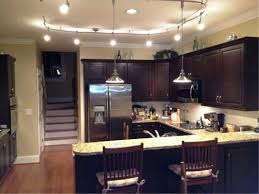 track lighting kitchen. Image Of: Modern LED Track Lighting Kitchen Ideas S