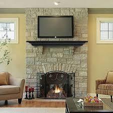 crestwood fireplace mantel shelf