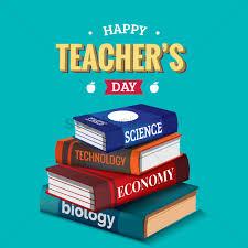 Happy teacher's day design Vector Image - 1975799 | StockUnlimited