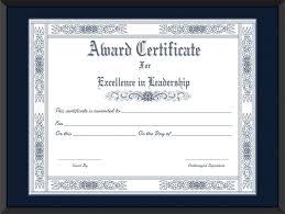 Free Printable Best Leader Award Certificate Template