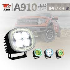 How To Install Running Lights Lyc 4wd Led Lights Small Led Offroad Lights Install Daytime