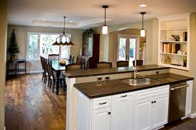 Kitchen And Dining Room Interesting Design Inspiration