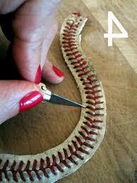baseball bracelets diy image of bracelet
