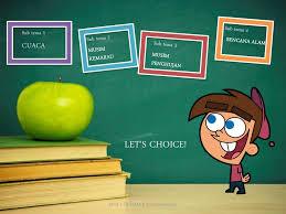 Kali ini, osnipa akan membagikan soal kelas 6 tema 1 subtema 3 dan kunci jawaban. Kelas 1 Sd Tema 8 Peristiwa Alam Ppt Download