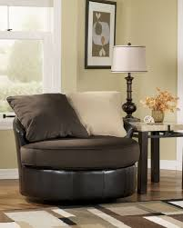 Swivel Club Chairs Living Room Furniture Round Swivel Living Room Chair Swivel Rocker Barrel