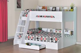 flair flick triple sleeper bunk bed  white  ideas for the house