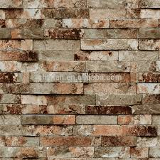 Small Picture 3d Brick Design Wallpaper Manufacturer In China Buy 3d Brick