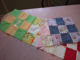 How to Sew a Quilt! (quilting 101): 33 Steps (with Pictures) & Now you'll sew the columns together to make the quilt top! Adamdwight.com
