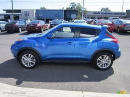 nissan juke electric blue. Exellent Blue Electric Blue 2011 Nissan Juke SV AWD Exterior Photo 55088284 And E