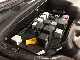 where does the yellow tool in the fuse box go rennlist i am sure it attaches somewhere but can t it i found it rattling around thanks