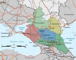 Северный Кавказ Википедия map of north caucasus ru crimea disputed png