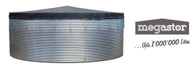 galvanised corrugated steel tanks designed specifically to hold large quantities of water the steel is approved to bs2989 1982 and is galvanised with lead