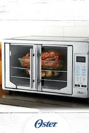 oster digital french door oven stay toasty warm while cooking in style this season with the