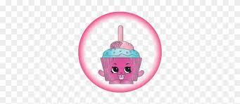 Cupcake Chic Cupcake Chic Shopkin Free Transparent Png Clipart
