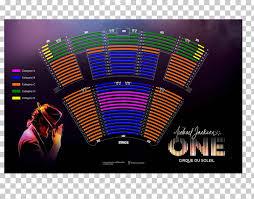 Mandalay Bay Theater Seating Chart Mandalay Bay Michael Jackson One By Cirque Du Soleil Michael