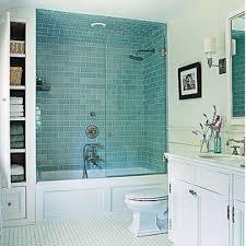 Glass Tile Bathroom Designs Unique Decoration