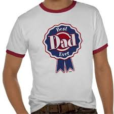 Best Dad Ever Ribbon T Shirt Zazzle Com Fathers Day