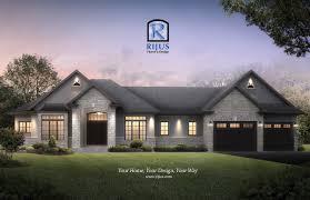 Canadian Bungalow House Plans Images Modern Home Floor Designs Custome  Designer Rijus Amp Design Ltd ...