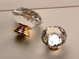 dresser knobs crystal. glass knobs / crystal dresser knob drawer by minihappylv a