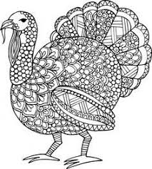 Adult Coloring Page Lets Talk Turkey Coloring Pages Turkey