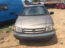 Foreign Used 1998 Toyota Sienna CE - Autos - Nigeria