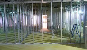 interior metal framing. Interior Metal Stud Framing - Reshetar Systems