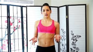 abs of fire challenge workout intense at home six pack exercise routine video dailymotion
