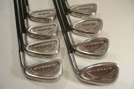 Tommy Armour 845s Titanium 3 Pw Iron Set Rh Regular Graphite