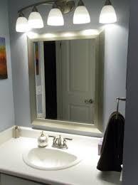 Vintage Bathroom Lights Over Mirror Bathroom 4 Bulb Vanity Light Best Vanity Lighting 3 Light