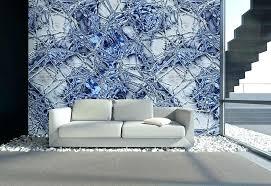 Tapeten Schlafzimmer Blau Einzigartige Wandmotive Von Mowadear Grau  Tapezieren Metallflechten Tapete