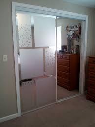 How To Cover Closet Mirror Doors