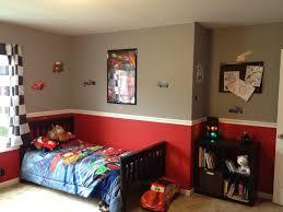 Cars Themed Bedroom Decor I Love The Idea Of Repurposing Old Furniture  Painti On Kids Room
