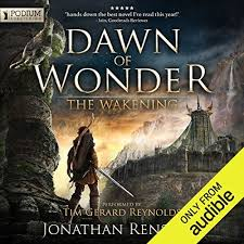 couverture de dawn of wonder
