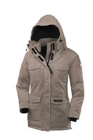 Women  s Canada Goose Constable Parka Tan