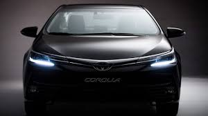 Toyota Corolla 2018 and 2019: renovated new electronic systems LED ...