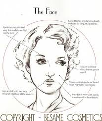 the 1930s face 6 top make up tips by gabriella hernandez