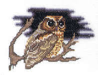 Owl Cross Stitch Pattern Unique Wise Old Owl Cross Stitch Pattern By Heaven And Earth Designs
