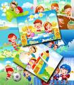 демонстрационный материал животные красной книги для детей в картинках