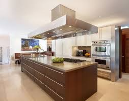 Kitchen Islands With Stove Spacious Plywood Galley Kitchen With Stove Kitchen Island Of