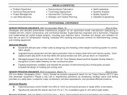 Product Safety Engineer Sample Resume Resume Cv Cover Letter