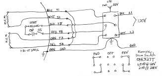 reversing drum switch wiring diagram wiring diagram split phase motor to drum switch trap shooters forum