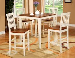 Wooden Kitchen Table Set Bar Height Kitchen Table Sets Home Design Ideas