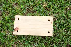 wood for diy tree swing