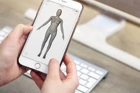 Body Measuring App Nettelo 3d Body Scan And Analysis Mobile Application