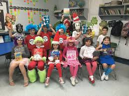 1st grade book characters