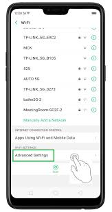 Phone And Address How To Check Ip And Mac Address Of Your Phone Realme India