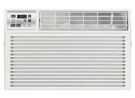 air conditioning window unit. top marks for cooling make the ge aez08lv a winner, although when fan is on high, it\u0027s noisy. controls could be easier to use. this 51-pound unit comes air conditioning window